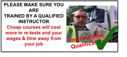 DVSA Qualified Towing courses